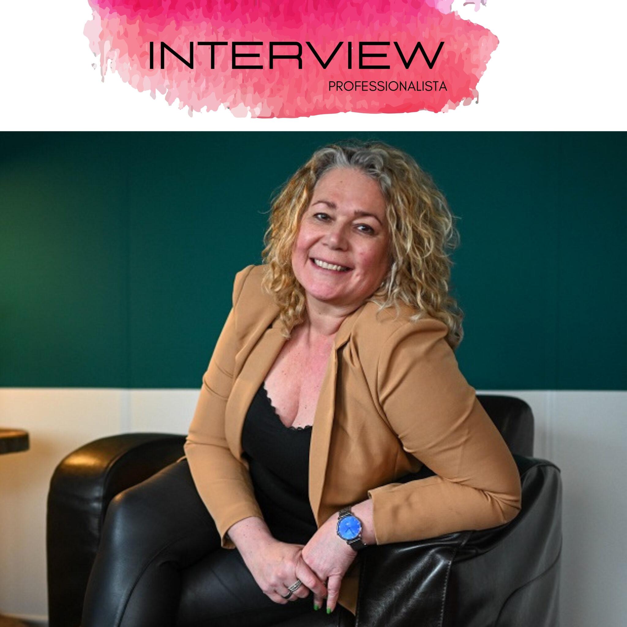 INTERVIEW Professionalista Marjolein van der Linden