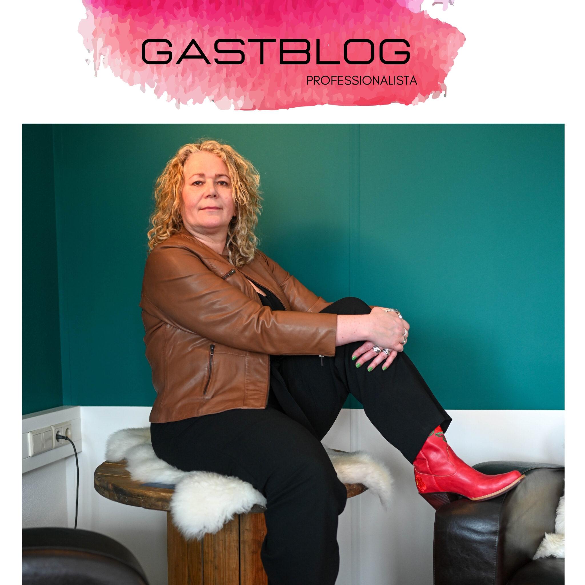 GastBlog Professionalista Marjolein van De ConceptenBakkerij – Daarom telt voor jou alleen jouw unieke succesrecept!