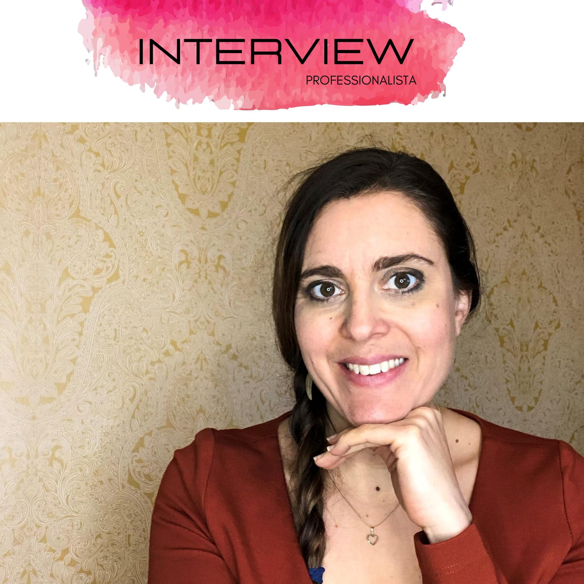 Interview Professionalista Marjolein de Jong