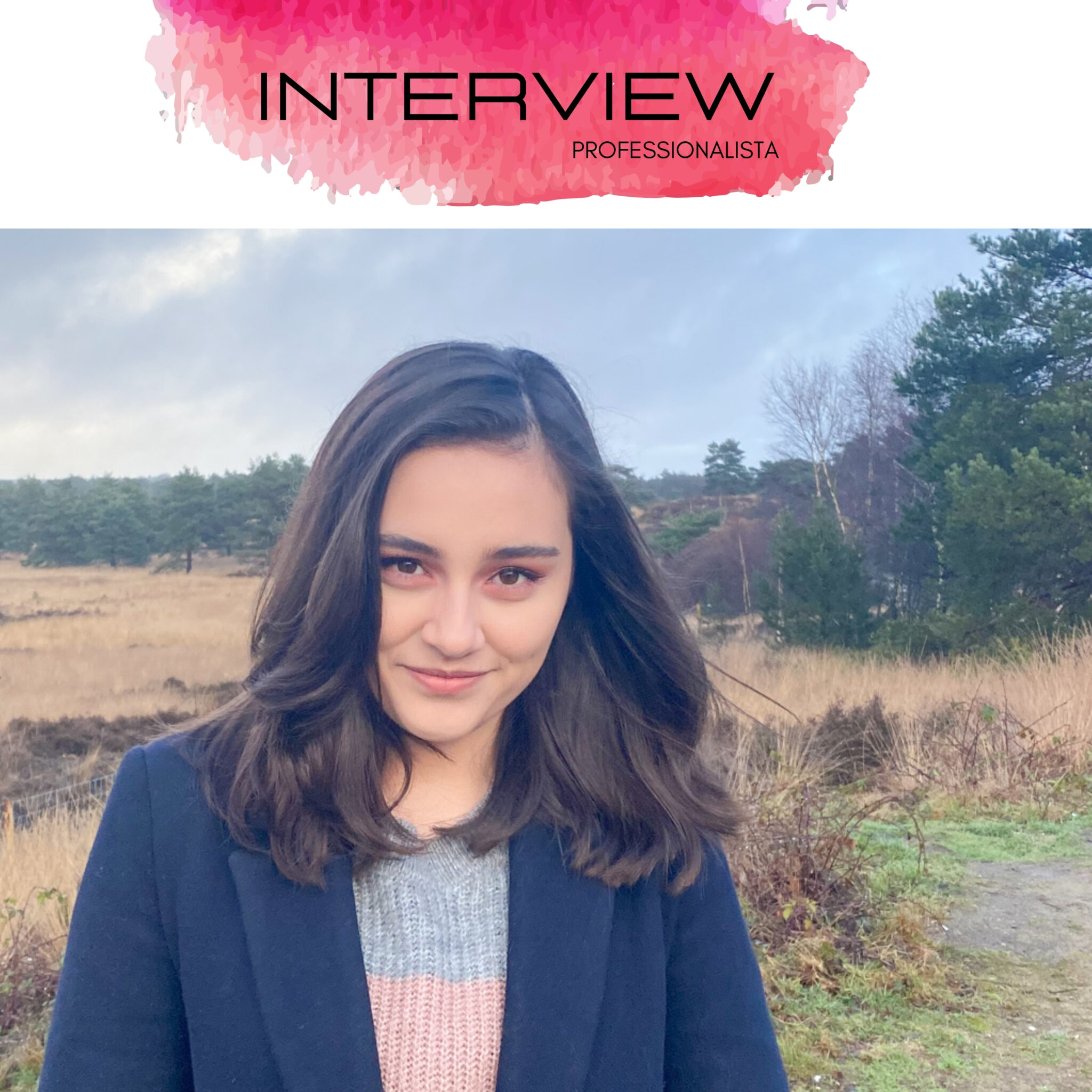 Interview Professionalista Fee Harmze