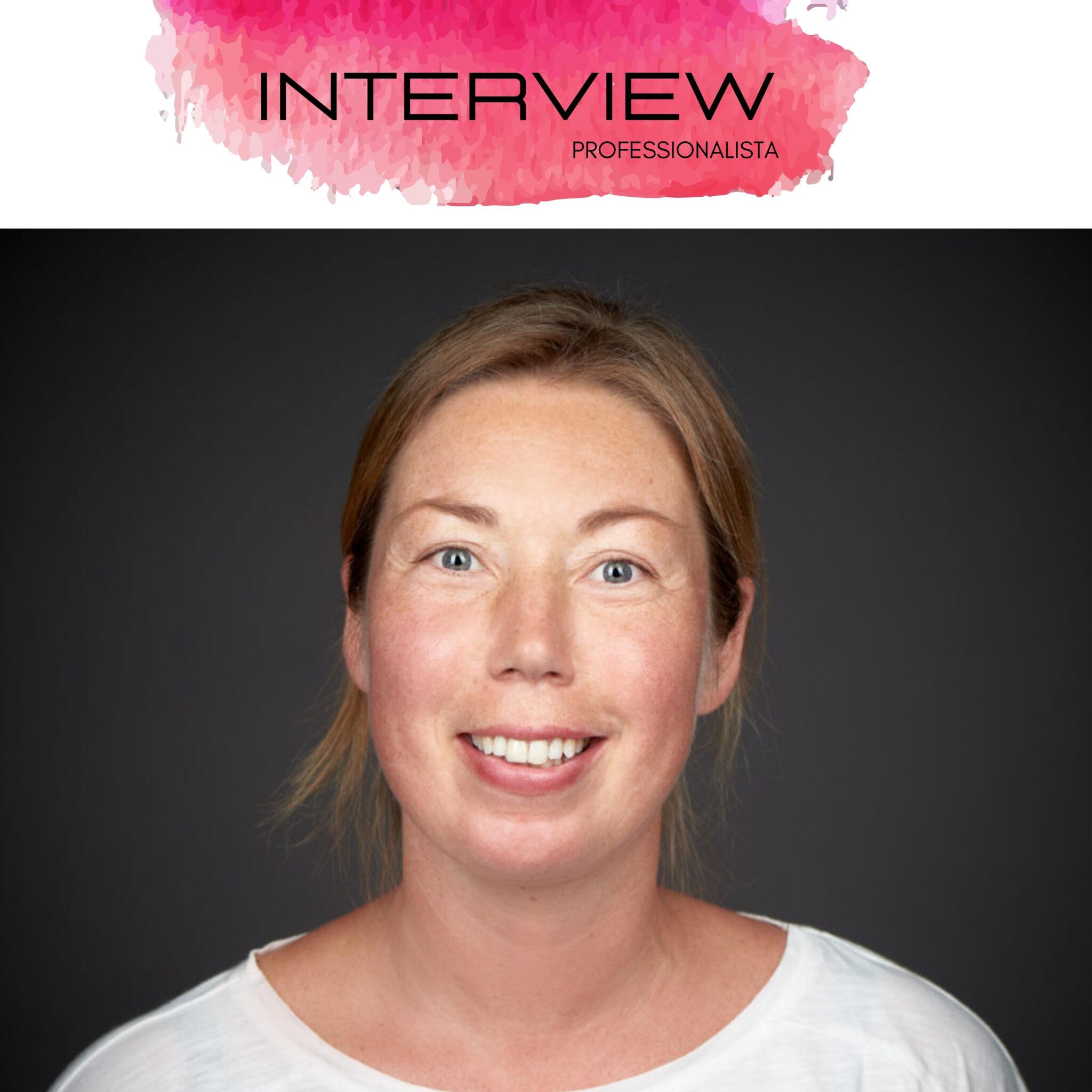 Interview Professionalista Marieke Kalverda