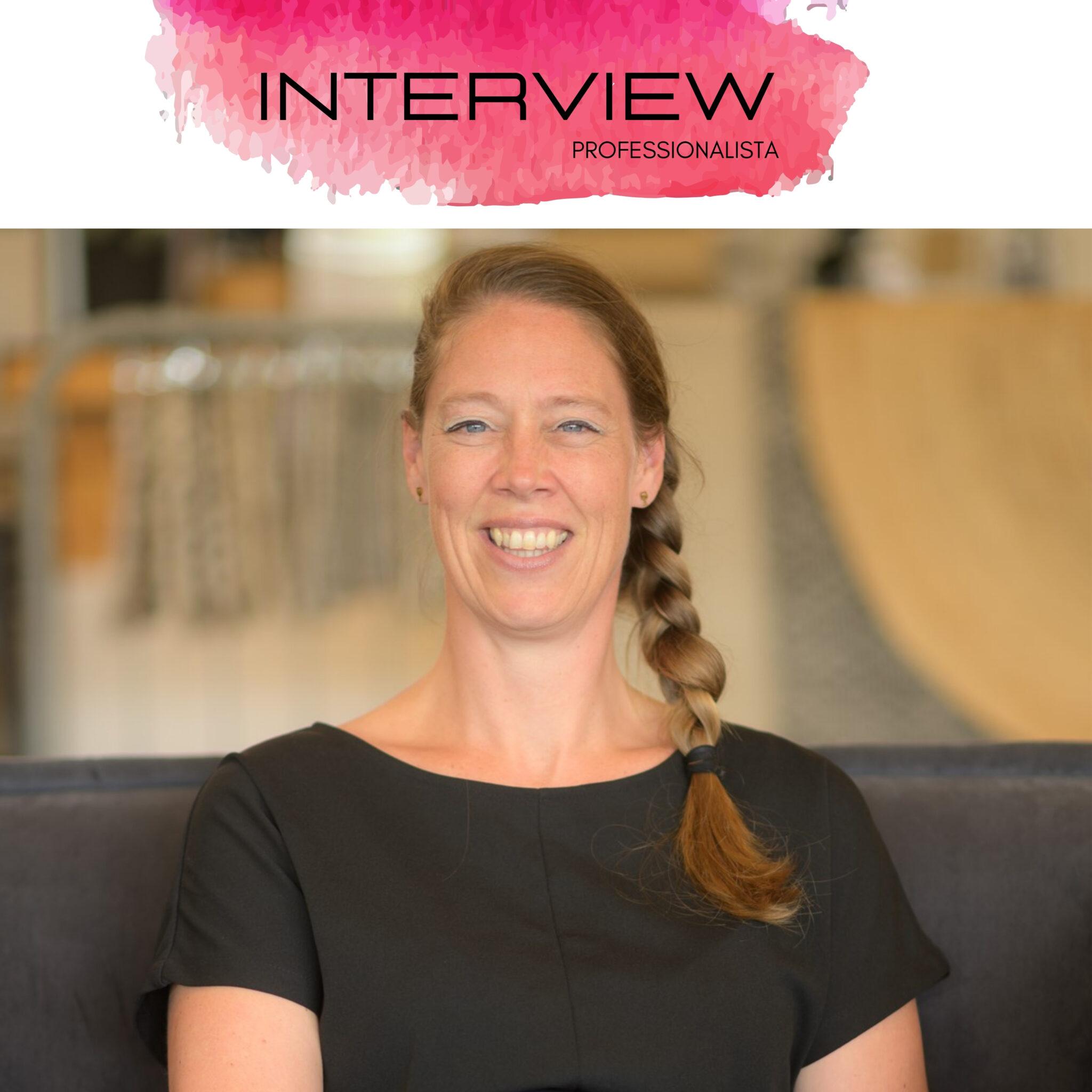 Interview Professionalista Margret Weijers