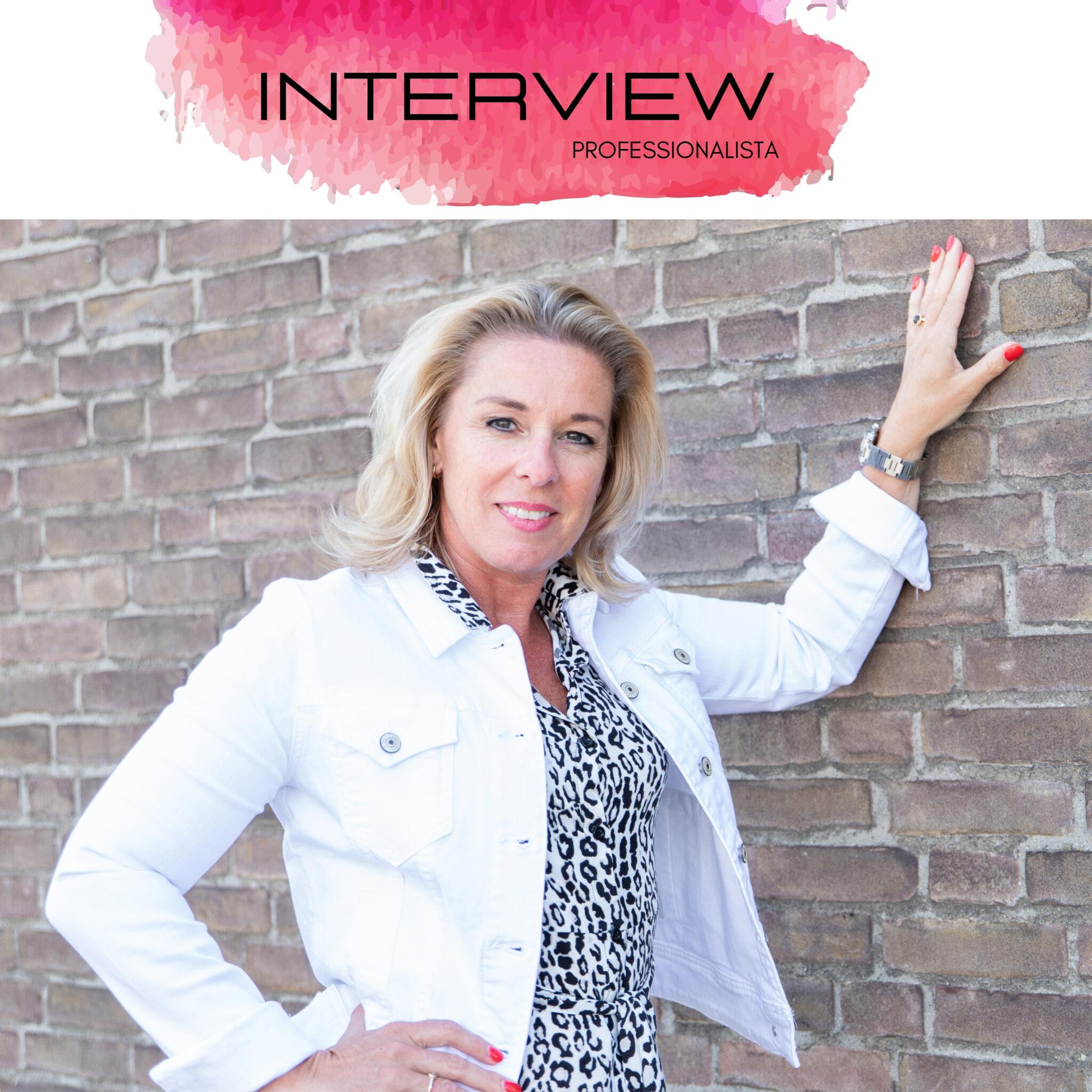 Interview Professionalista Majolie Aarendonk