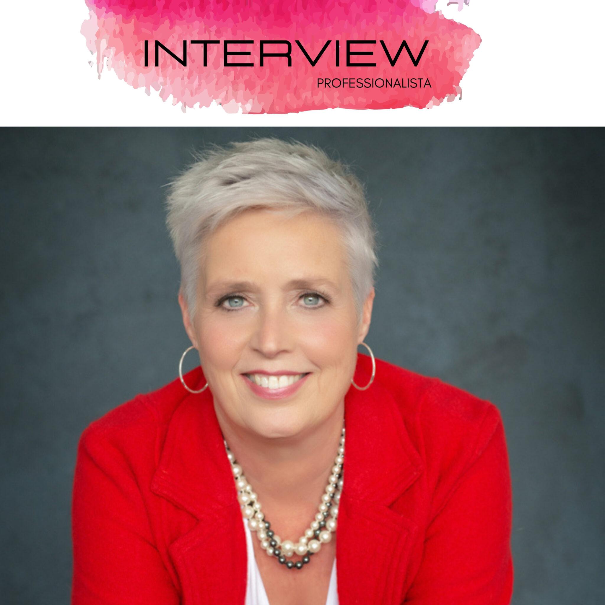 Interview Professionalista Sandra Westein